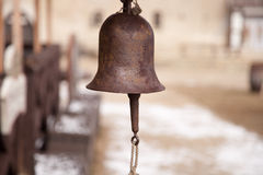 Metal bell Royalty Free Stock Images