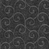 Metal bezszwowa tekstura z wzorem ilustracja wektor