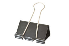 Metal binders Royalty Free Stock Images