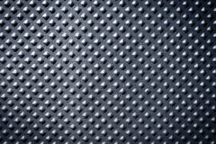 Metal black and white plate background Royalty Free Stock Images