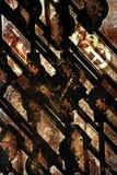 Metal blast Royalty Free Stock Image
