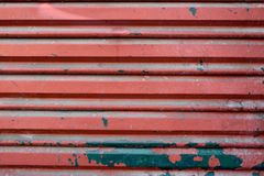 Metal blind view. Metal blind background in high resolution Stock Images