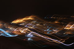Metal blur Stock Photo