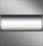 Metal board Royalty Free Stock Images