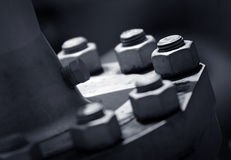 Free Metal Bolts Stock Photo - 6063660