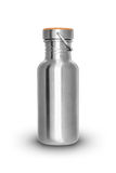 Metal Bottle Royalty Free Stock Image