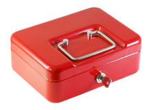 Metal box Royalty Free Stock Photo