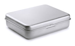 Metal box Royalty Free Stock Photos