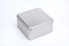 Metal box Royalty Free Stock Photography