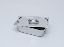 Metal box Royalty Free Stock Images