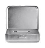 Metal box Stock Image