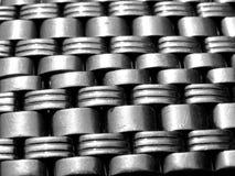 Metal bracelet Royalty Free Stock Images