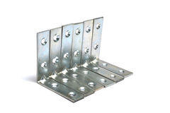 metal bracket Stock Photos