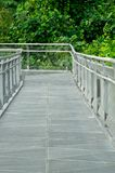 Metal Bridge Royalty Free Stock Image