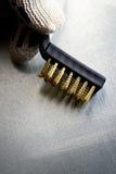 Metal brush Stock Photos
