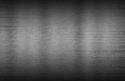 Metal brushed background, perforated metal surface Royalty Free Stock Image