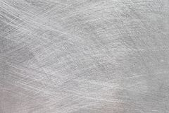 Metal Brushed Texture Silver Industrial ,Brushed Aluminum High Resolution Background. For design stock image
