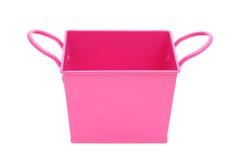 Metal bucket Royalty Free Stock Photo