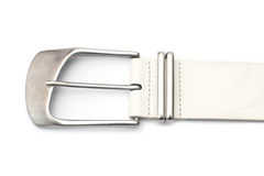 Metal buckle Stock Photo