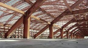 Metal budowa Zdjęcia Stock