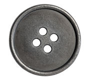 Metal button Royalty Free Stock Images