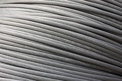 Metal cable Royalty Free Stock Image