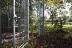 Metal cage Stock Photos