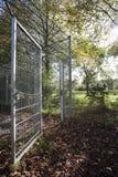 Metal cage Royalty Free Stock Image