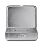 Metal a caixa Imagem de Stock