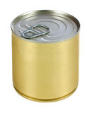 Metal can Royalty Free Stock Image