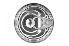 Metal Can Lid Stock Image