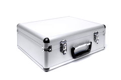 Metal case Stock Image