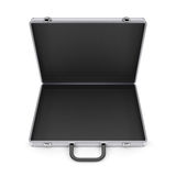 Metal case Royalty Free Stock Photo