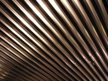 Metal Ceiling Bars Royalty Free Stock Photos