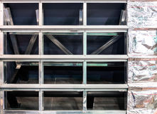 Metal ceiling frame Stock Images