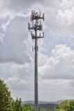 Metal Cell Tower stock photos