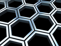 Metal cells Royalty Free Stock Photos