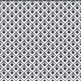 Metal cells seamless pattern Royalty Free Stock Images
