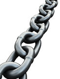 Metal chain Stock Photos