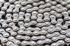 Metal chain. Stock Photos