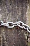 Metal chain Stock Photo