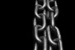 Metal Chaine Link Royalty Free Stock Image