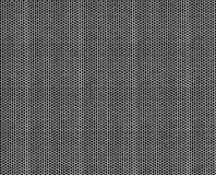 Metal chrome grille Stock Photos
