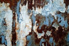 Metal ściana Fotografia Royalty Free