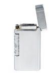 Metal cigarette lighter Stock Photos