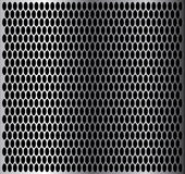 Metal circle texture. Vector background. Circle shape Royalty Free Stock Photo