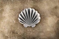 Metal clam.