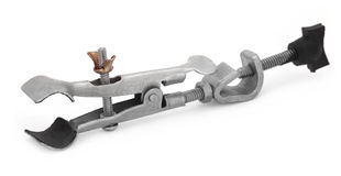 Metal Clamp Royalty Free Stock Photography