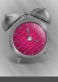 Metal Classic Style Alarm Clock Stock Image
