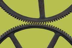 Metal  Cog Gears Stock Image